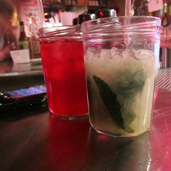 Drinks @ MEATliquor