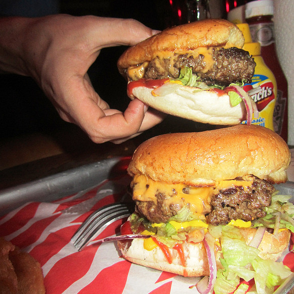 Burger @ MEATliquor