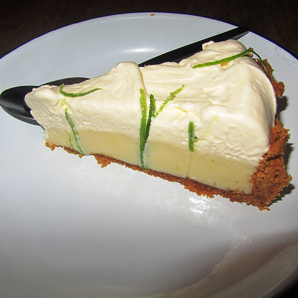 Key Lime Pie @ MEATliquor