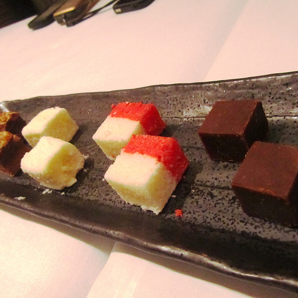 Fudge @ Kai Mayfair
