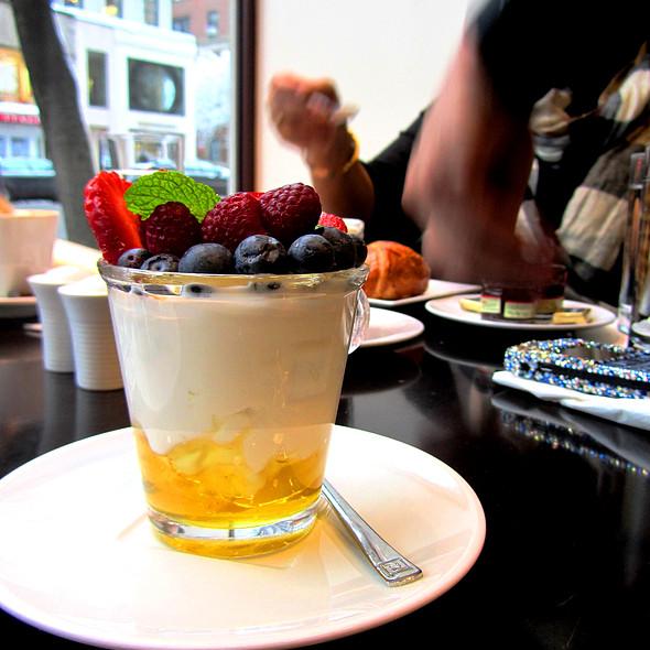 Parfait @ Nespresso Boutique Bar