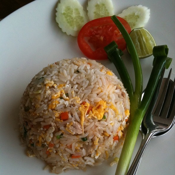 Fried Rice @ Giraffe Restuarant
