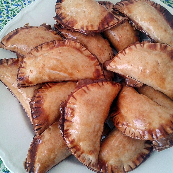 Oven baked tuna dumplings  @ Churchilita solita