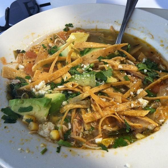Tortilla Soup @ Fast Company Grill