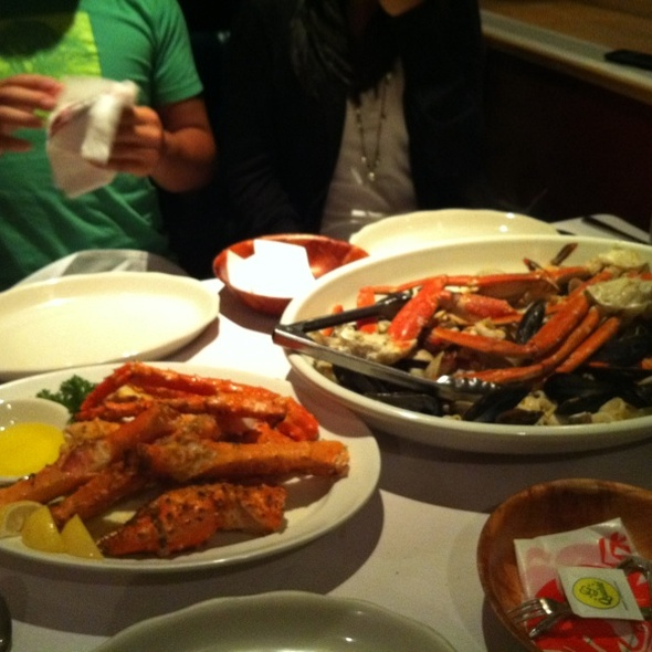 Seafood Platter - Sea Shore Restaurant & Marina, Bronx, NY