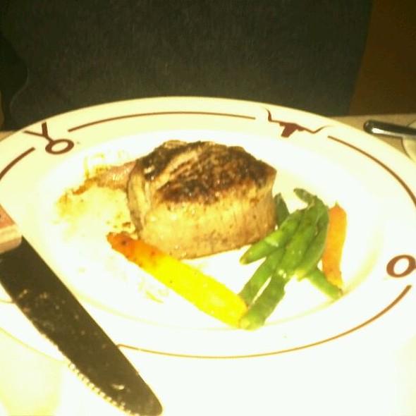 Buffalo Filet - Y.O. Ranch Steakhouse, Dallas, TX