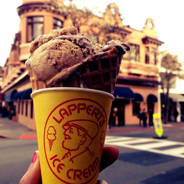 Kauai Pie Ice Cream @ Lappert's Ice Cream