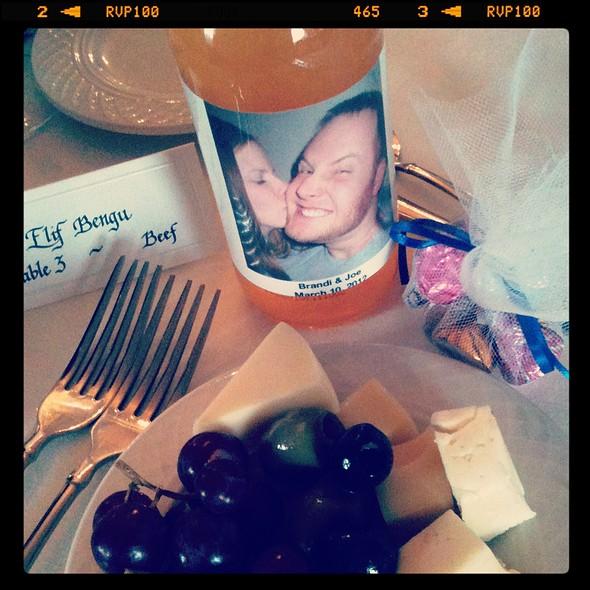 Condiments - JW's Steakhouse - Griffin Gate Marriott Resort, Lexington, KY