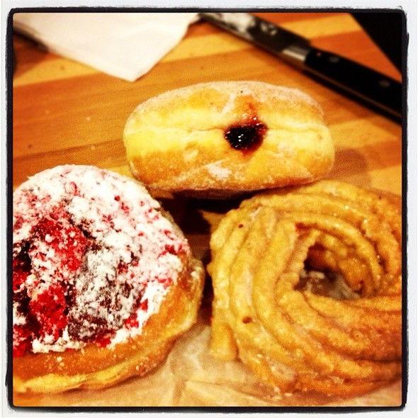 Donuts @ Peter Pan Donut & Pastry Shop