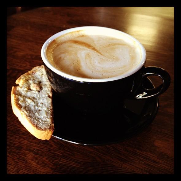 Cafe Latte @ Devine Gelateria & Cafe