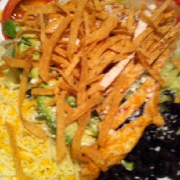Salad @ Tampico Mexican Restaurant
