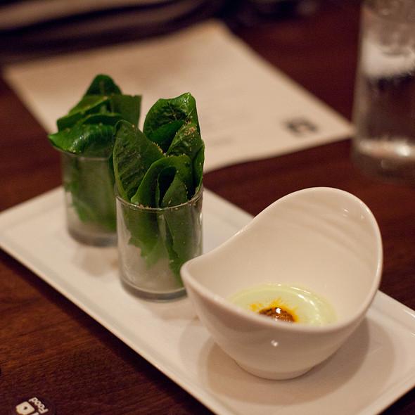 Salad - Uchiko, Austin, TX