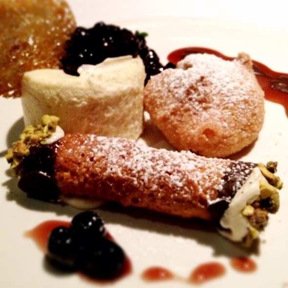 Trio Of Desserts - Primo at the JW Marriott Starr Pass Resort & Spa, Tucson, AZ