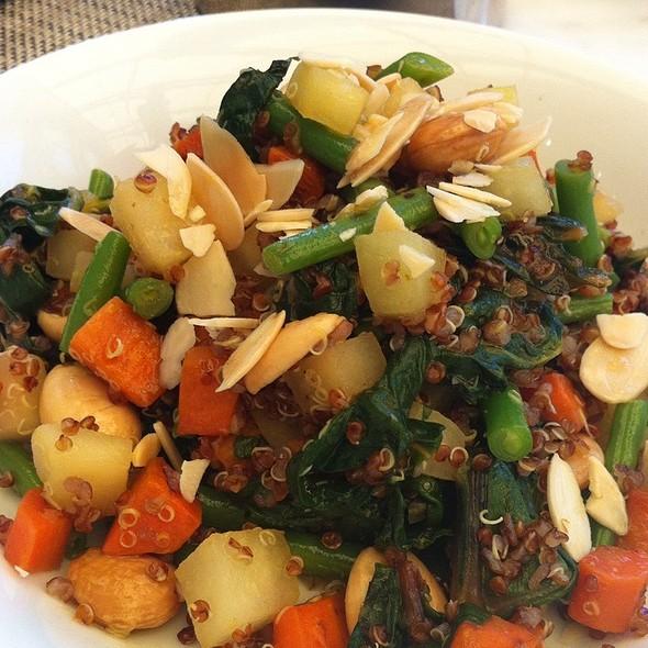 Quinoa Salad @ Fig
