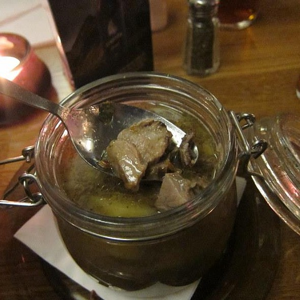 Icelandic Meat Soup @ The Icelandic Bar