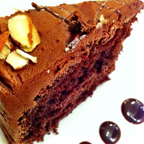 Chocolate Cake @ Ananda-Fuara Vegetarian