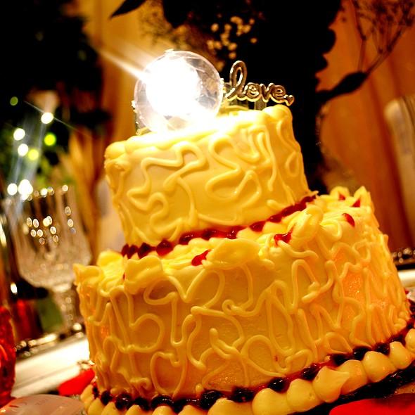 Vanilla Cake @ Home