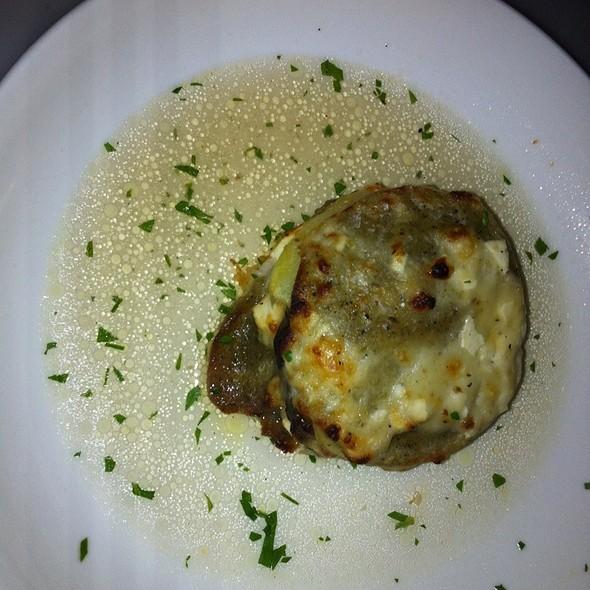 Lasagne Fontina Potato Parmesan @ Berta