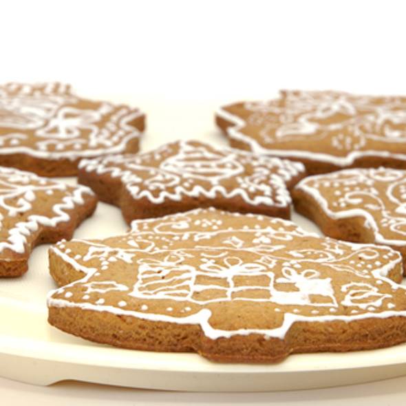 Winter Queen Cookies @ Gourmet Recipe