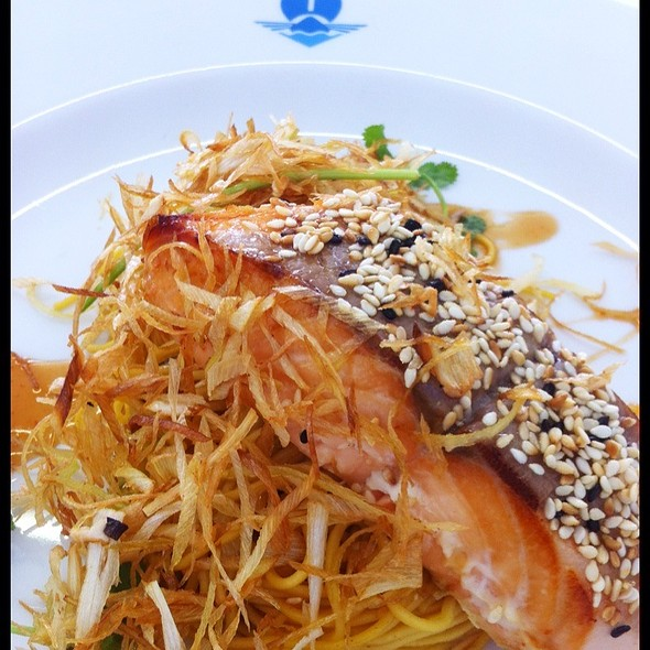 Teriyaki Salmon @ Institute Of Technology Tralee North Campus