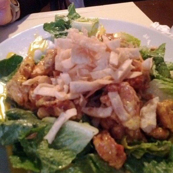 Chicken Cashew Salad @ Deli After Dark
