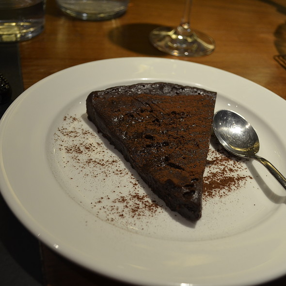 Fondant Chocolat @ Caffé dei Cioppi