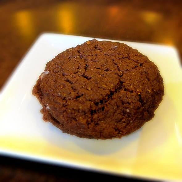 Double Chocolate Chunk Cookie @ Cafe