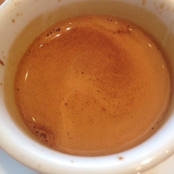 Espresso @ Taste Coffee House