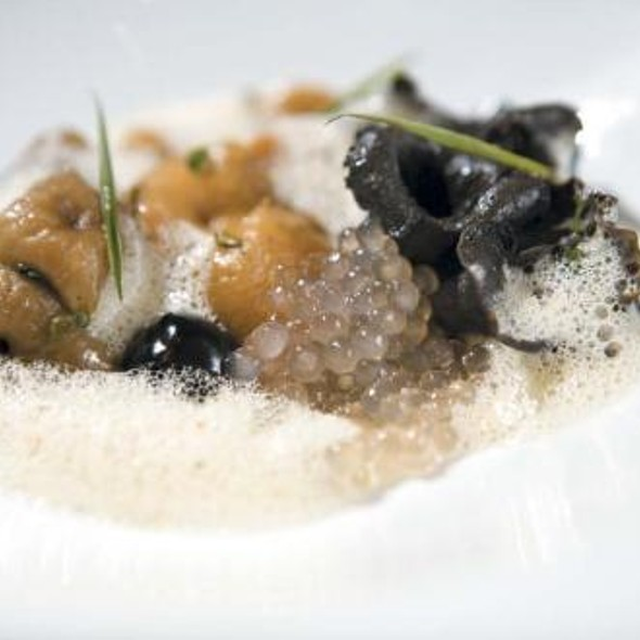 Forest Mushrooms @ L2o Restaurant - closed