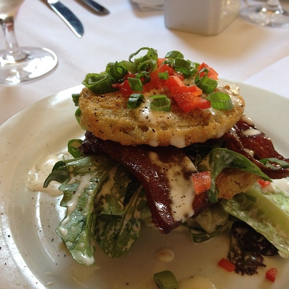 BLT Salad - The Olde Pink House Restaurant, Savannah, GA