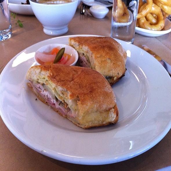 Cuban Sandwich @ Mayfield Bakery & Cafe