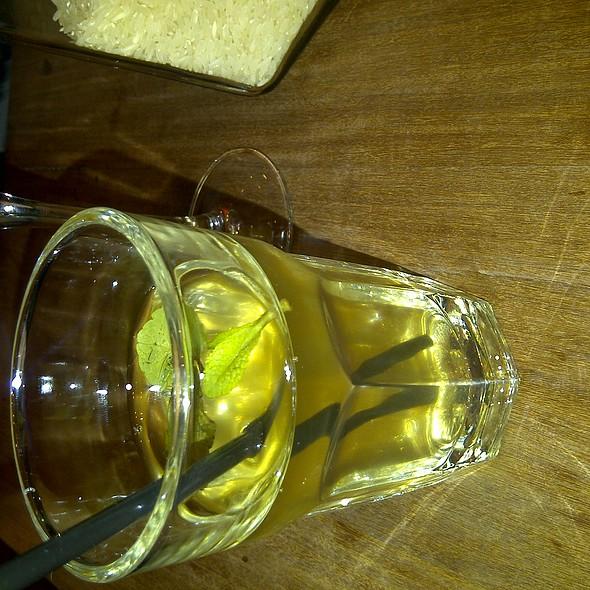 Thai Ice Tea @ XO-Noodles