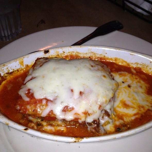 lasagna - Nonna Rosa's Ristorante Italiano, Robbinsdale, MN