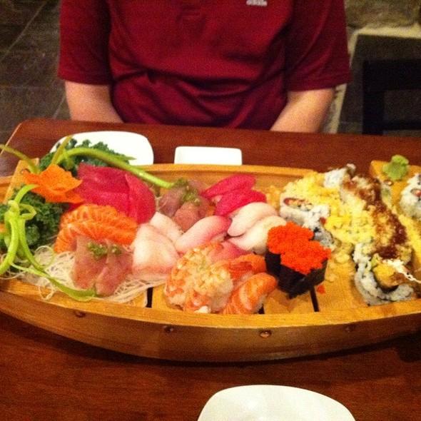 Edo Boat @ Hayashi Japanese Restaurant
