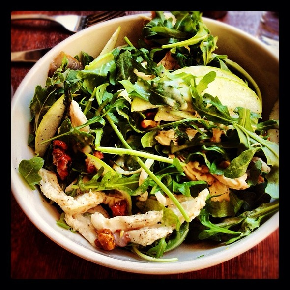 Roasted Chicken and Apple Salad @ The Smith Midtown