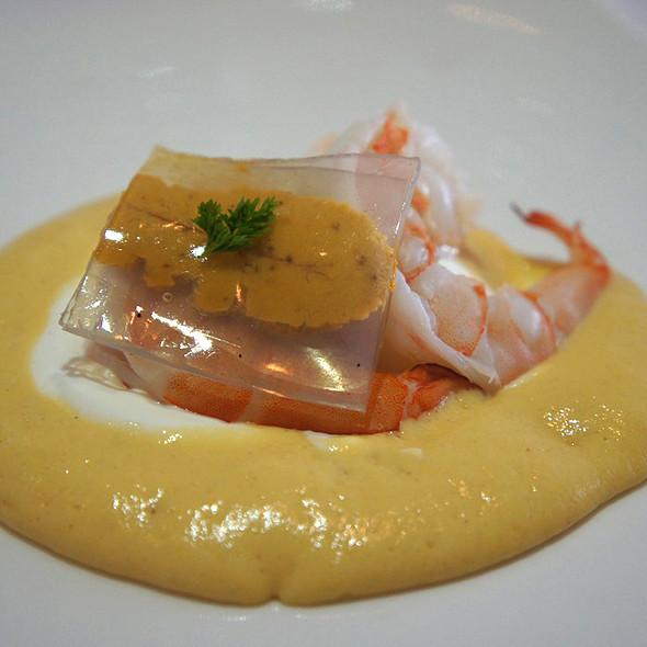 Uni @ Chef Mavro restaurant