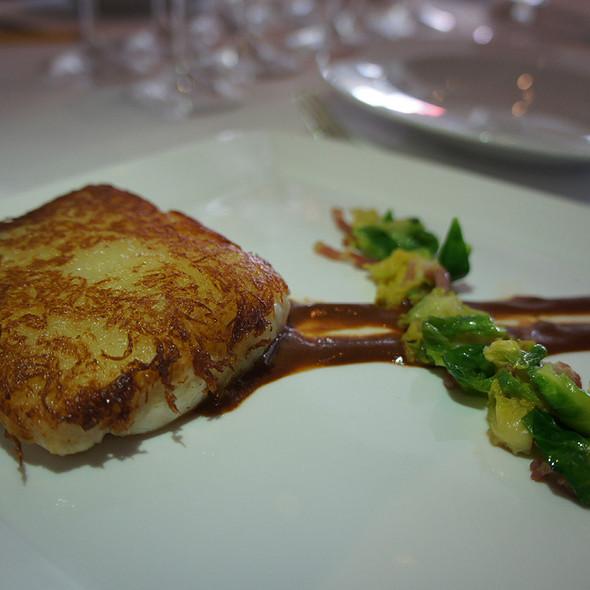 Snapper @ Chef Mavro restaurant