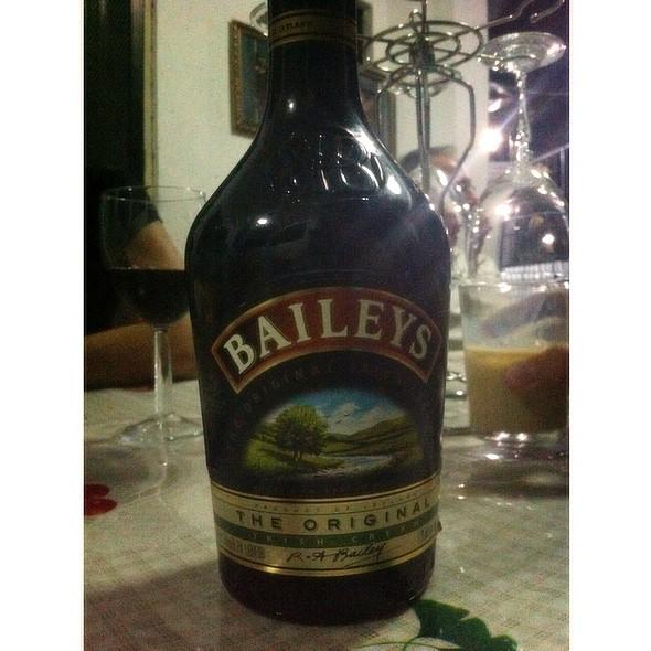 Bailey's Irish Cream @ The Olaerts