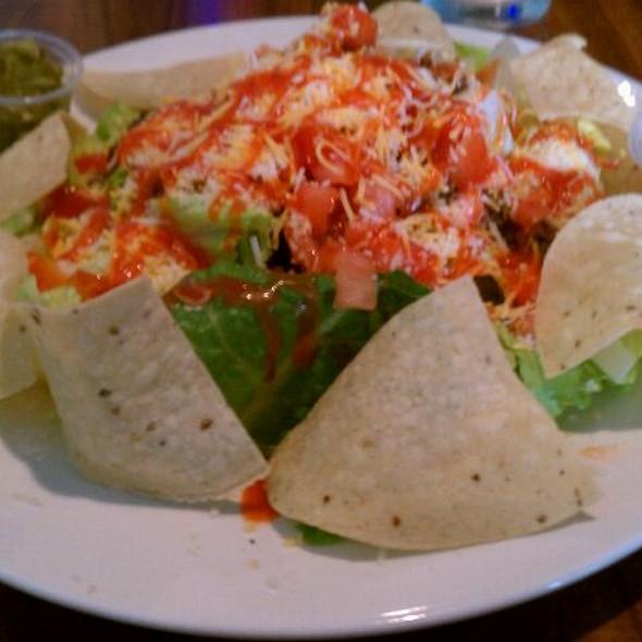 Taco Salad At The Ground Floor