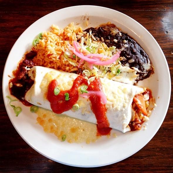 Burrito @ Mesa 14
