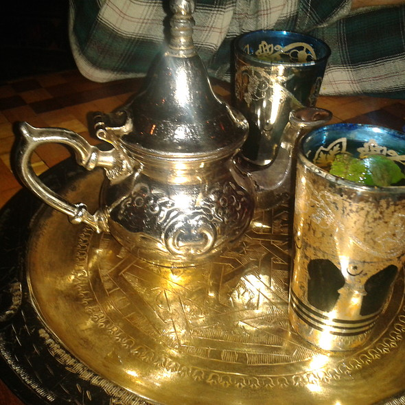 Moroccan Tea @ Arabia