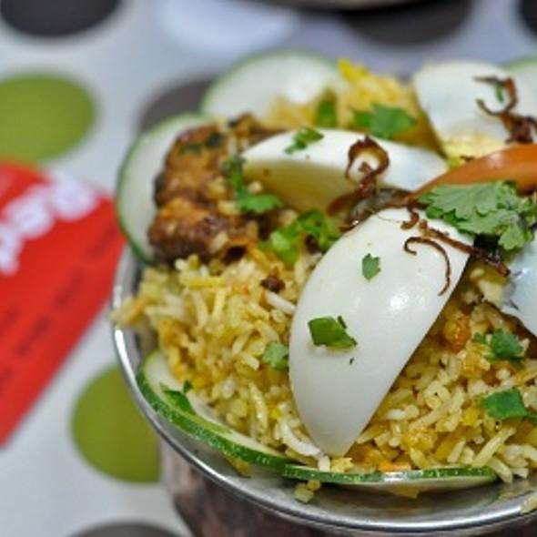 Chicken Briyani @ Jaipur Mahal
