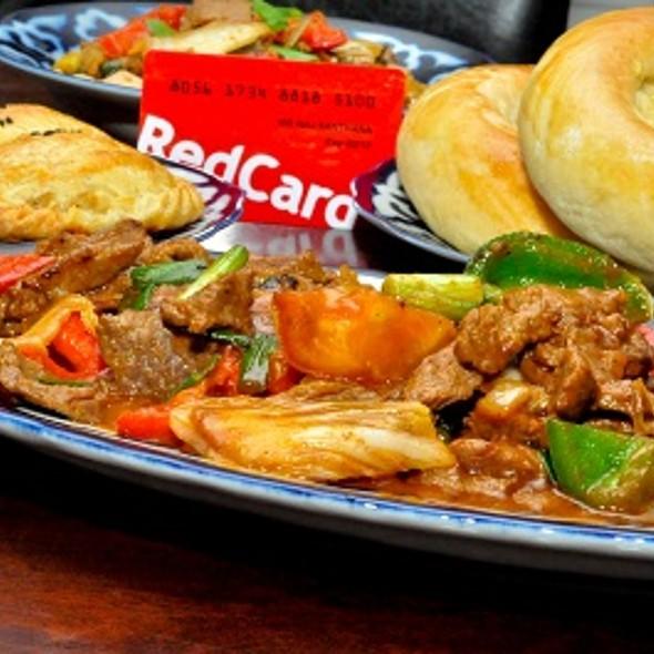 Tandyr & Gosh @ Restaurant Central Asia