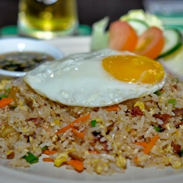Fried Rice @ Table 50 Restaurant & Bar