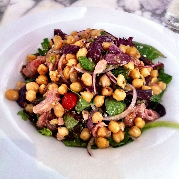 Confit Tuna Salad - Oceana, New York, NY