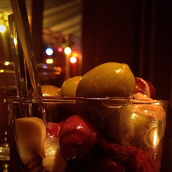 Olives And Friends @ Morfar Ginko