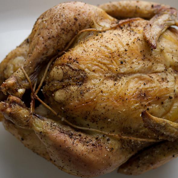 Roast Chicken @ The Joy Kitchen