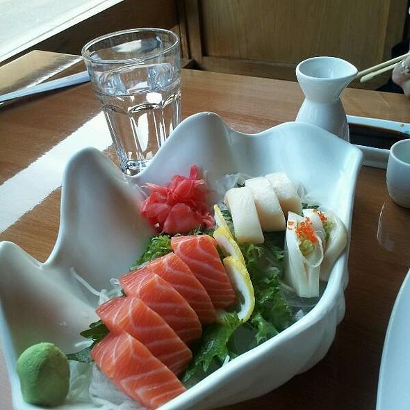 Sashimi @ Sake Japanese Restaurant