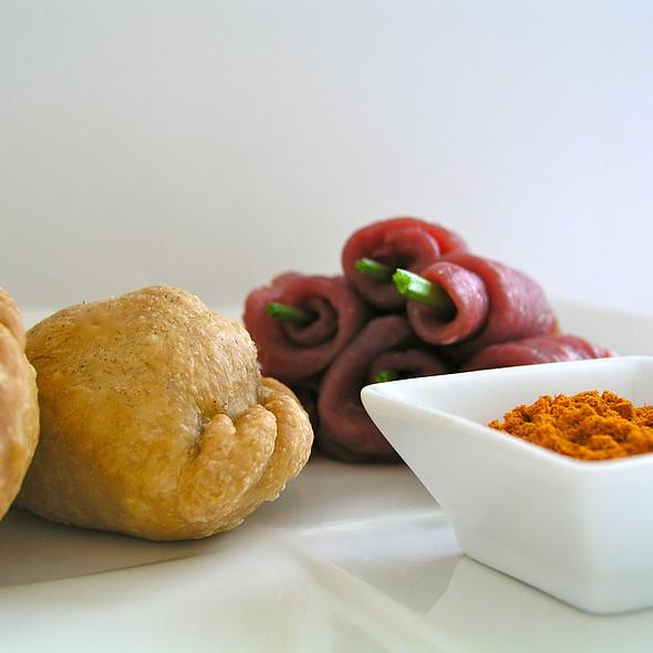 Curry Puff @ Smokin Salmas