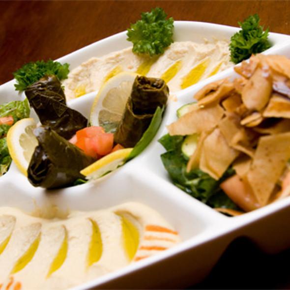 Mezze @ Laziz Restaurant